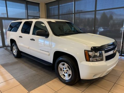 Pre-Owned 2008 Chevrolet Suburban 1500 LS