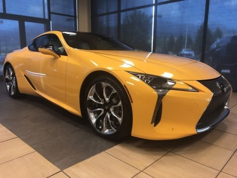 New Lexus Lc For Sale In Colorado Springs Lexus Of